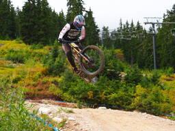 Photo of Jake WEBBER at Stevens Pass