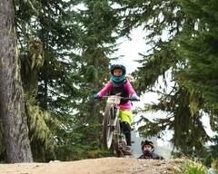 Photo of Macy HAMMER at Stevens Pass