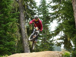 Photo of Gabriel YOUNG at Stevens Pass