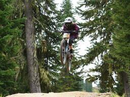 Photo of Cash COLEMAN at Stevens Pass, WA