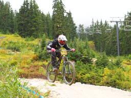 Photo of Carl KIRK-HAHLER at Stevens Pass