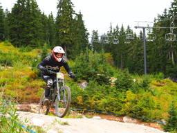 Photo of Michael LASALATA at Stevens Pass, WA