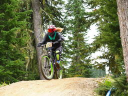 Photo of Raelynn DARSOW at Stevens Pass