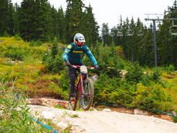 Photo of Michael ORR at Stevens Pass, WA