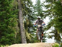 Photo of Lloyd DIXON at Stevens Pass, WA