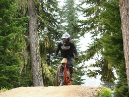 Photo of Erik ROBERTS at Stevens Pass