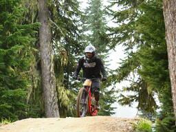 Photo of Erik ROBERTS at Stevens Pass, WA