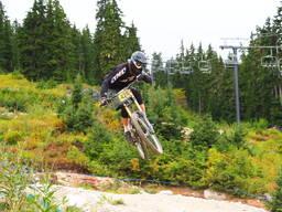 Photo of Justin ASH at Stevens Pass