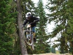 Photo of Finn THOMPSON at Stevens Pass, WA