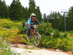 Photo of Delmar VOEGELE at Stevens Pass