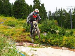 Photo of Jason WILKINSON at Stevens Pass