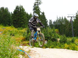 Photo of Andrew CLARKE at Stevens Pass