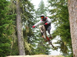 Photo of Dion DENISON at Stevens Pass