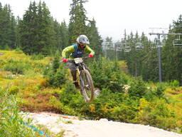 Photo of Eliot BRAVARD at Stevens Pass