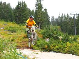 Photo of Amy Celeste CAROLIN at Stevens Pass