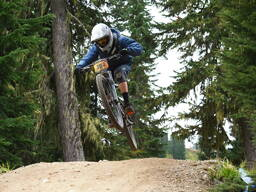 Photo of Evan BUTRUILLE at Stevens Pass, WA