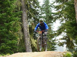 Photo of Alex GREEN at Stevens Pass