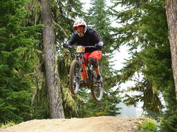 Photo of Casey COLELLA at Stevens Pass