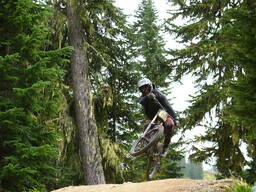 Photo of Henri VERGARA-GRINDELL at Stevens Pass