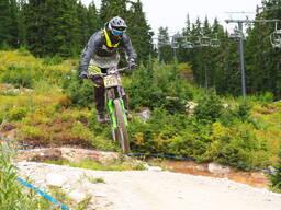 Photo of Garrett ALLISON at Stevens Pass