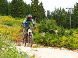 Photo of Chris KAGI at Stevens Pass