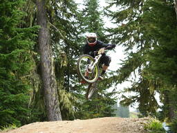 Photo of Max HALE at Stevens Pass