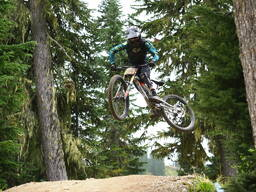 Photo of Alden PATE at Stevens Pass