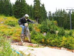 Photo of Kyle WEAVER at Stevens Pass