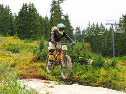 Photo of Kyle STROM at Stevens Pass, WA