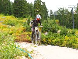 Photo of Taylor DUNN at Stevens Pass, WA