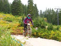 Photo of Susan WALSH at Stevens Pass