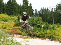 Photo of Josh MCELRATH at Stevens Pass