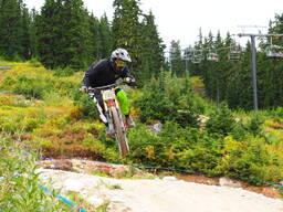 Photo of Zachary ATKINS at Stevens Pass
