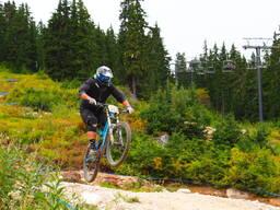 Photo of Larry JACKSON at Stevens Pass