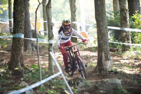 Photo of Camille BALANCHE at Snowshoe