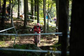Photo of Kade EDWARDS at Snowshoe