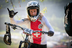 Photo of Myles WEBER at Val di Sole
