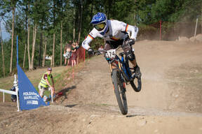 Photo of Daniel ANGER at Val di Sole