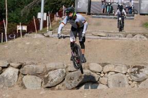 Photo of Robin BREGGER at Val di Sole