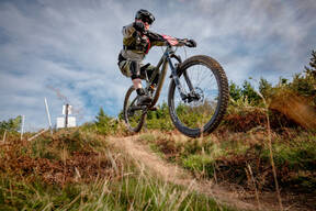 Photo of Ben HALLAM (vet1) at Lord Stones Country Park