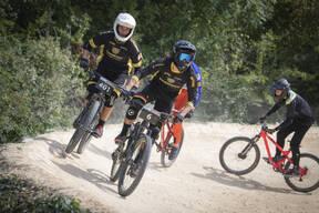 Photo of Multiple riders at Steinweiler