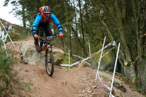 Photo of Steve MELVILLE at Lord Stones