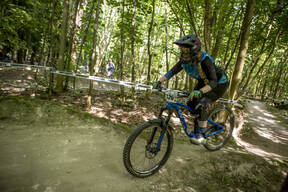 Photo of Holly SIMPSON at Tidworth