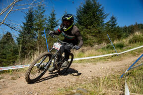Photo of Phil MATHAR at Ae Forest