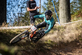Photo of Jordan WILLIAMS (yth) at Ae Forest