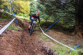 Photo of Owen MAPLESON at Ae Forest