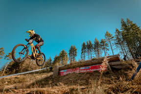 Photo of Cameron RAVENHILL at Ae Forest