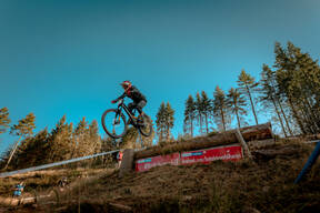 Photo of Jordan GARTLAND at Ae Forest