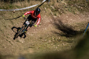 Photo of Jordan STRONACH at Ae Forest