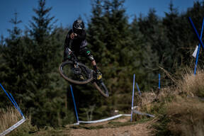 Photo of Tom ROSS at Ae Forest
